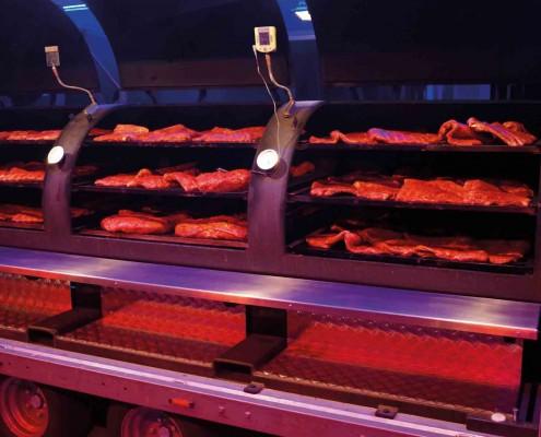 BBQ-Smoking auch höchstem Niveau